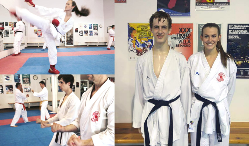 Congratulations New Black Belts!